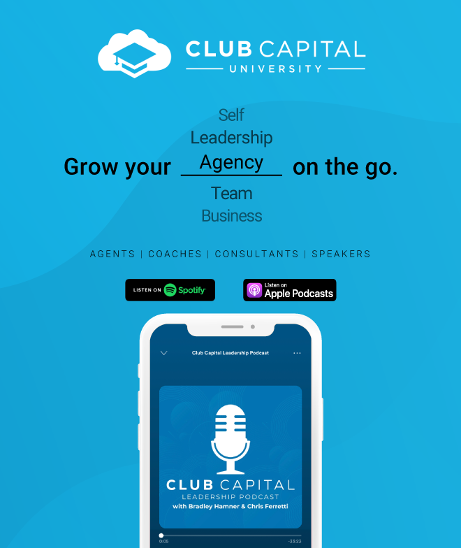 listen to the club capital leadership podcast